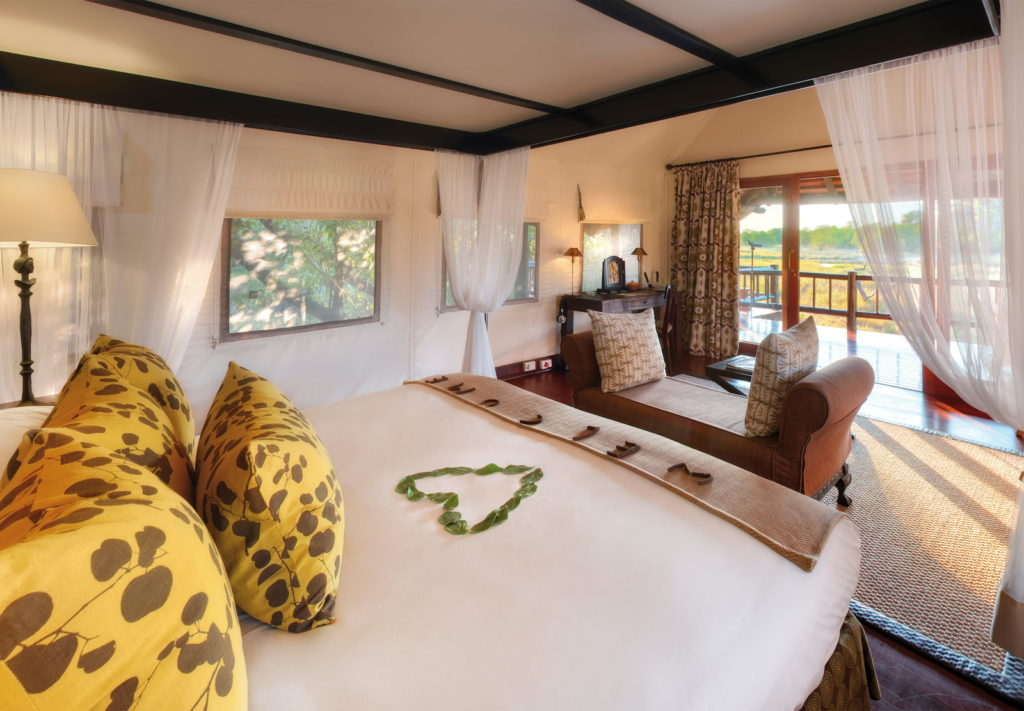 Khwai River Lodge Easter Botswana Safari