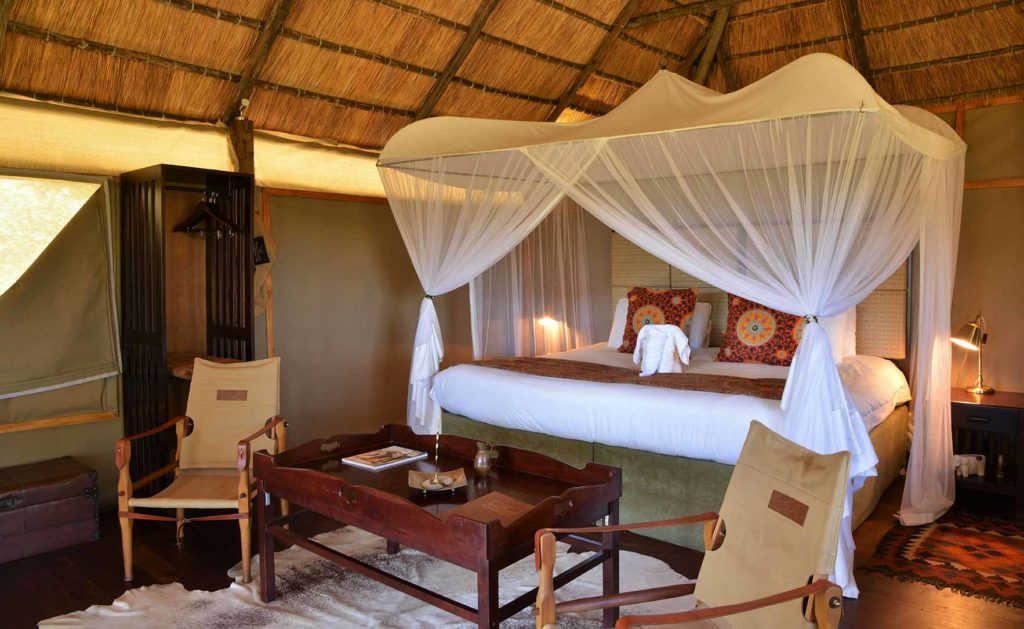 KHULU lodge room