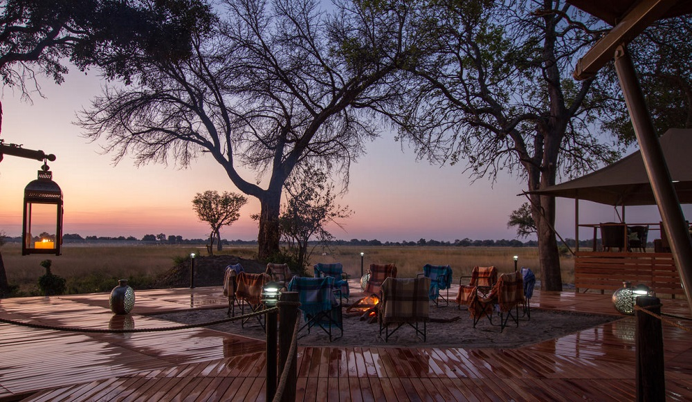 Liquid Giraffe, Kadizora Camp, Safari Camp, Okavango Delta, Botswana, Safari Package, Botswana Safari, African Safari, Hot Air Ballooning