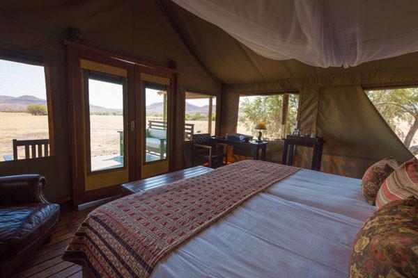 © Desert Rhino Camp