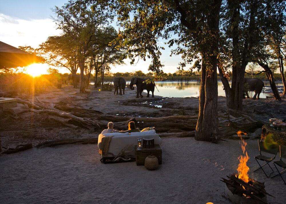 Liquid Giraffe, African Safari, Southern Africa Safari, Luxury Honeymoon Safari, Honeymoon Safari