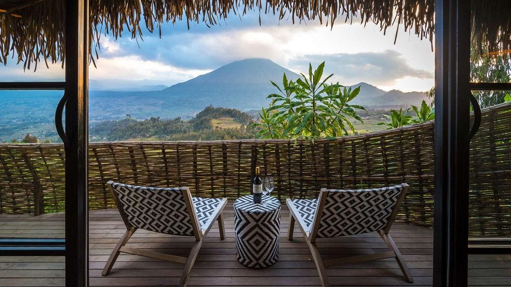 Liquid Giraffe, African Safari, African Safari Destinations, Eastern Africa Safaris, Luxury Lodge, Rwanda Mountain