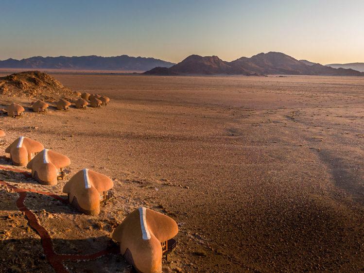 Namibia Self-drive Safari, Liquid Giraffe, Sossusvlei