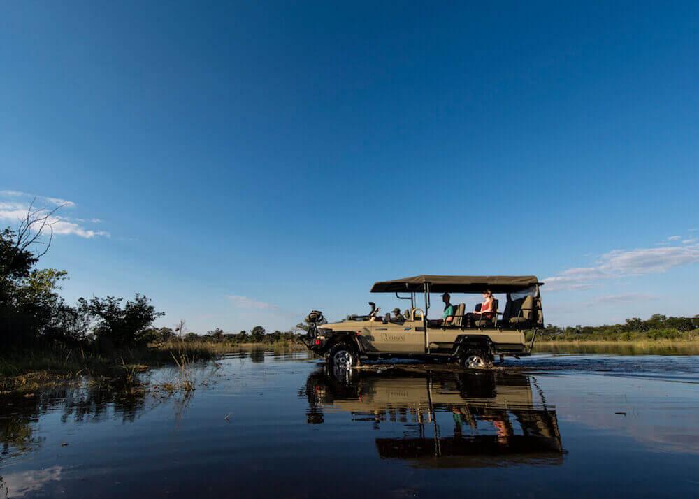 Liquid Giraffe, COVID-19 African Safari Travel Update, African Safari