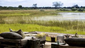 family safari in Botswana, Liquid Giraffe, Maun Waterfront Guesthouse, Wilderness Safaris